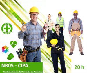 Curso NR05 CIPA - Top Elétrica