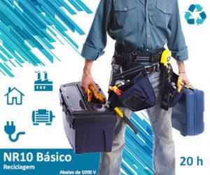 Curso NR10 Básico Reciclagem 20h- Top Elétrica